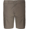 The North Face W's Triberg Short Weimaraner Brown